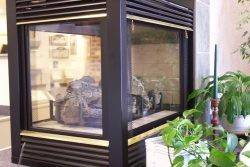 Stove Amp Fireplace Glass In Minneapolis Mn Tempered Glass