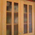 cabinet door glass 1