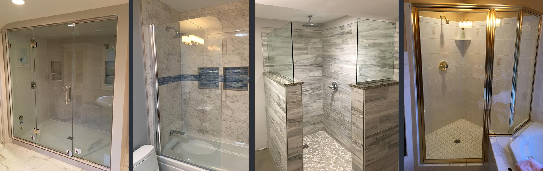 Glass And Frameless Shower Doors In Minneapolis Mn