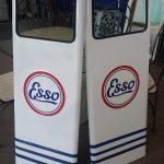 gas doors