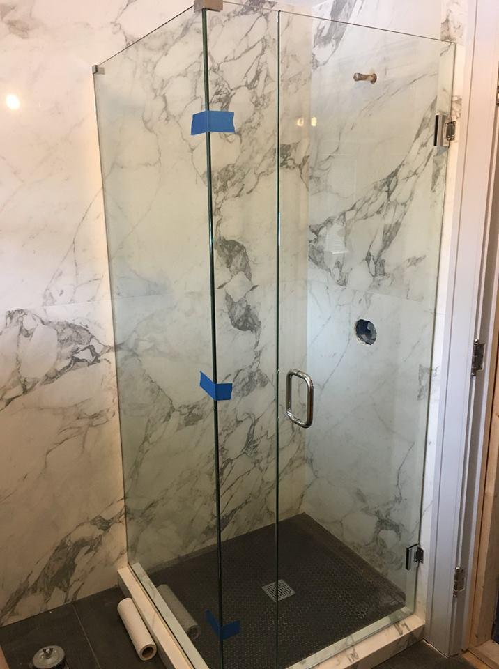 Glass And Frameless Shower Doors In Minneapolis Mn