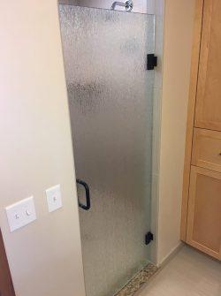 residential shower door